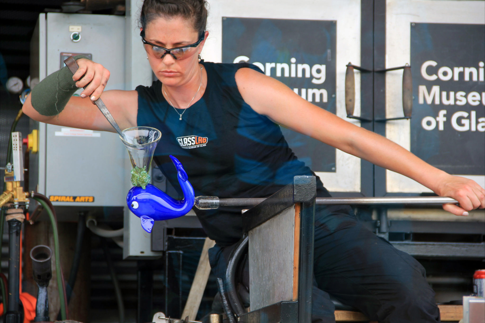You Design It; We Make It! at Hot Glass on Nantucket