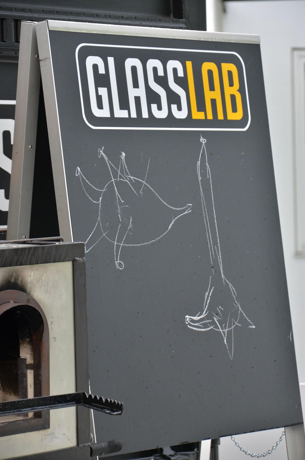 Design sketch by Paul Cocksedge at GlassLab