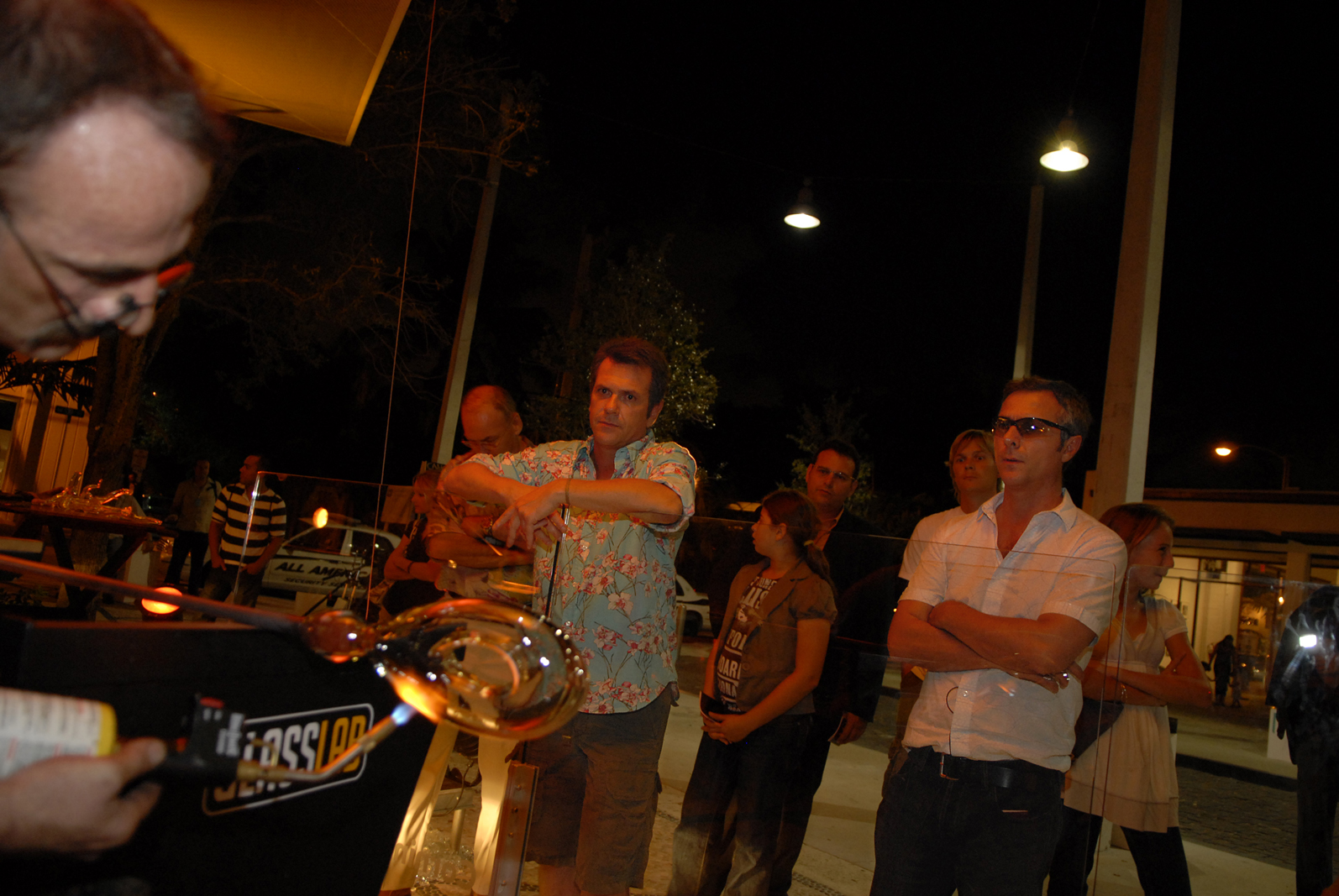 Fernando and Humberto Campana at GlassLab Design Miami 2007