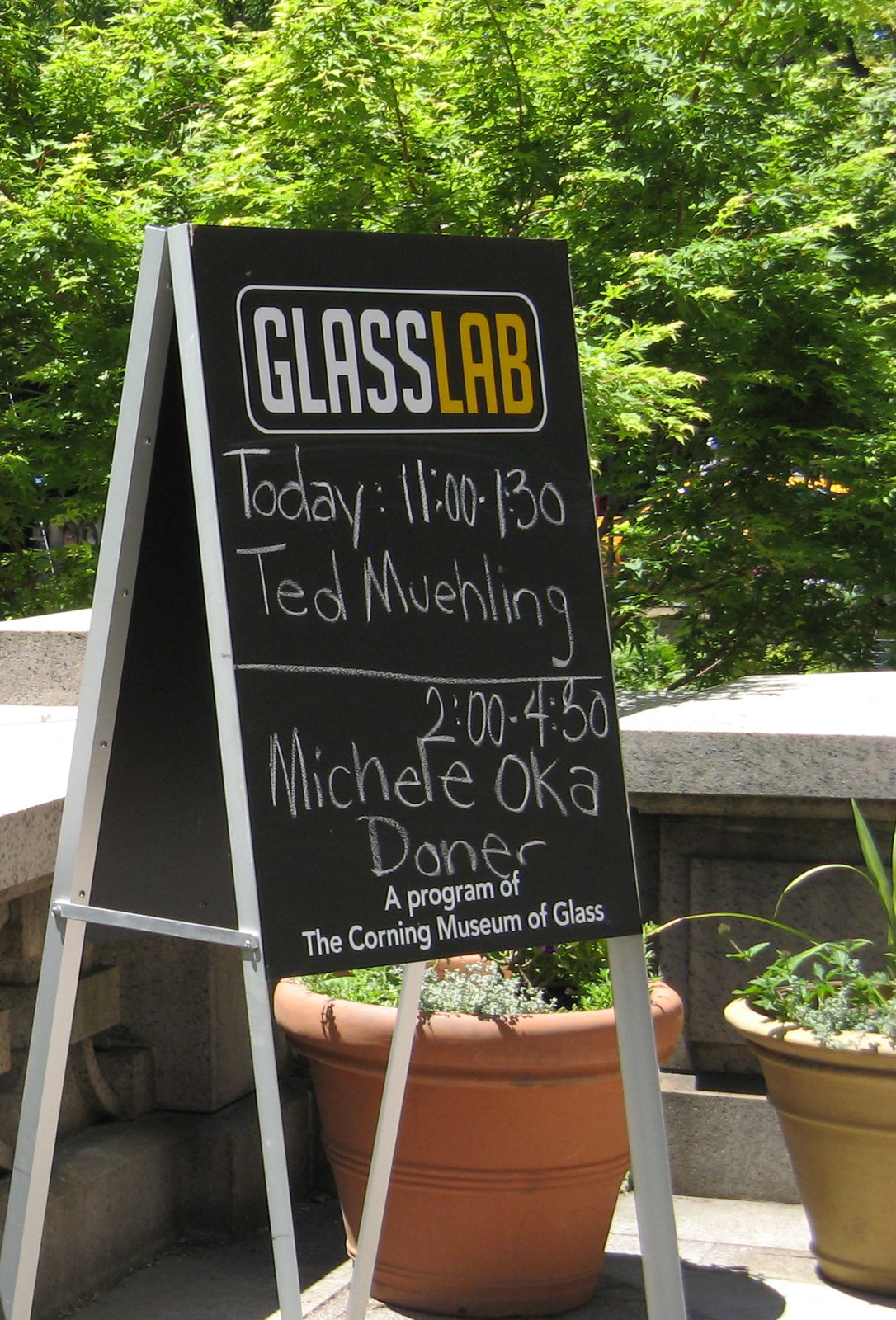 GlassLab at The Cooper Hewitt, National Design Museum