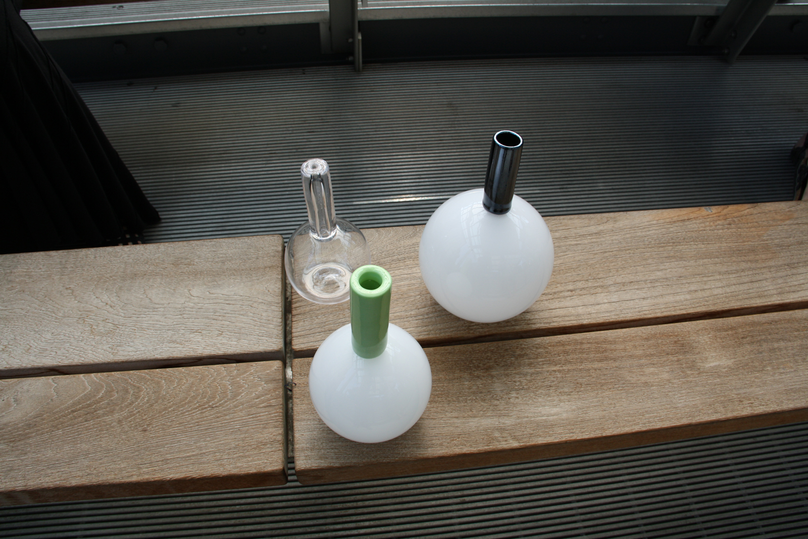 Design prototype by Marc Thorpe for GlassLab in Corning, July 2012
