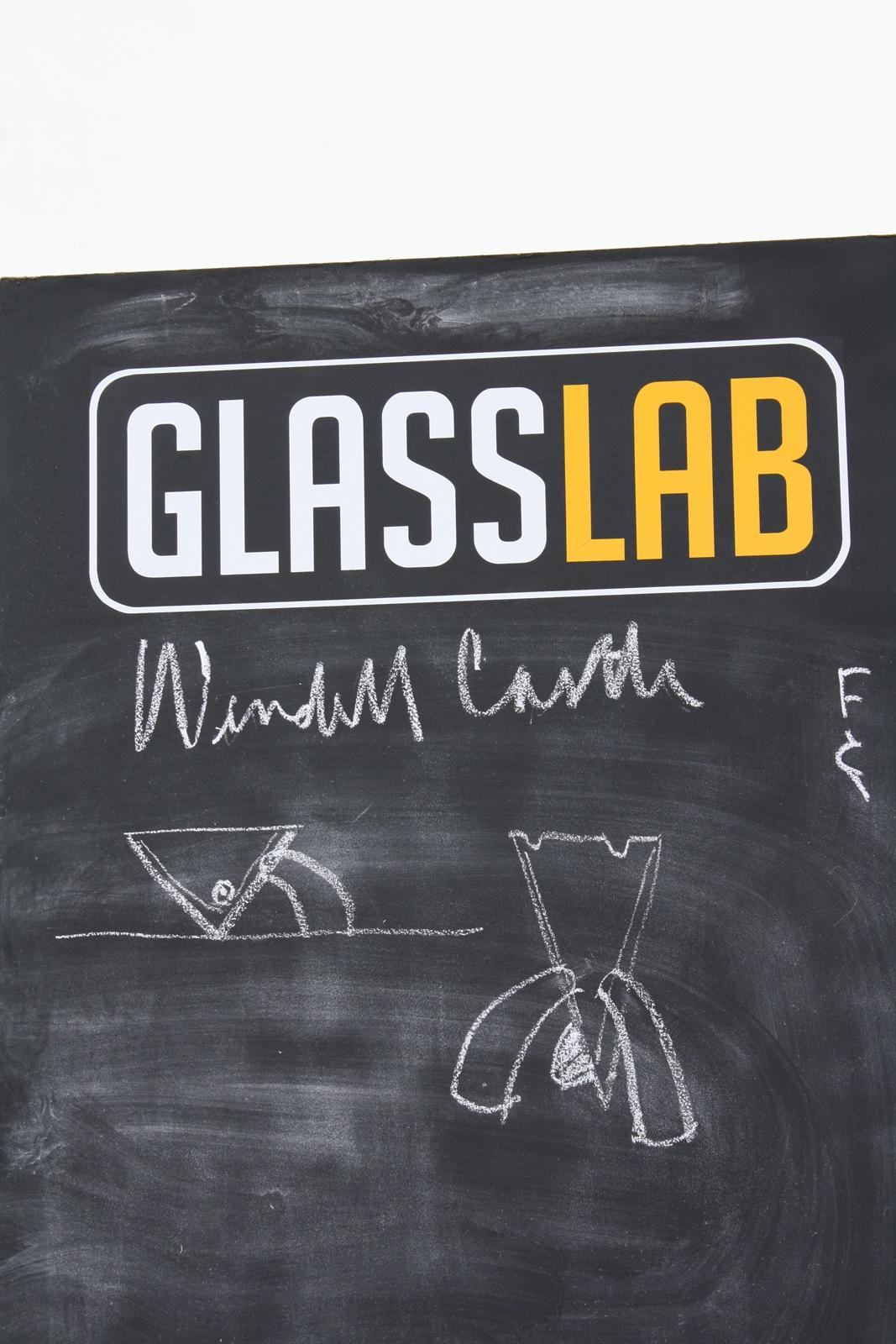Designer Wendell Castle at GlassLab