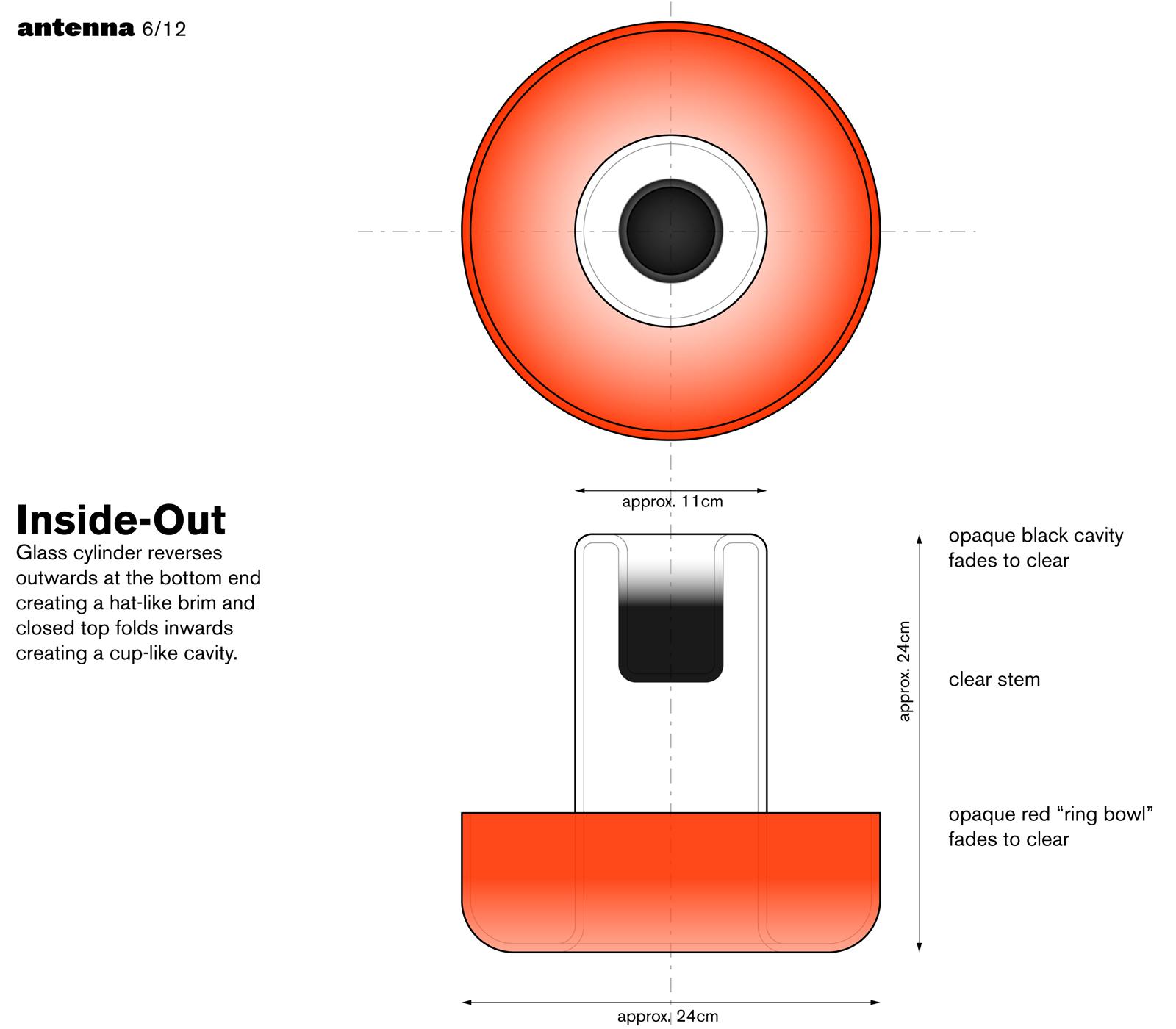 Design concept by Sigi Moeslinger for GlassLab in Corning, June 2012