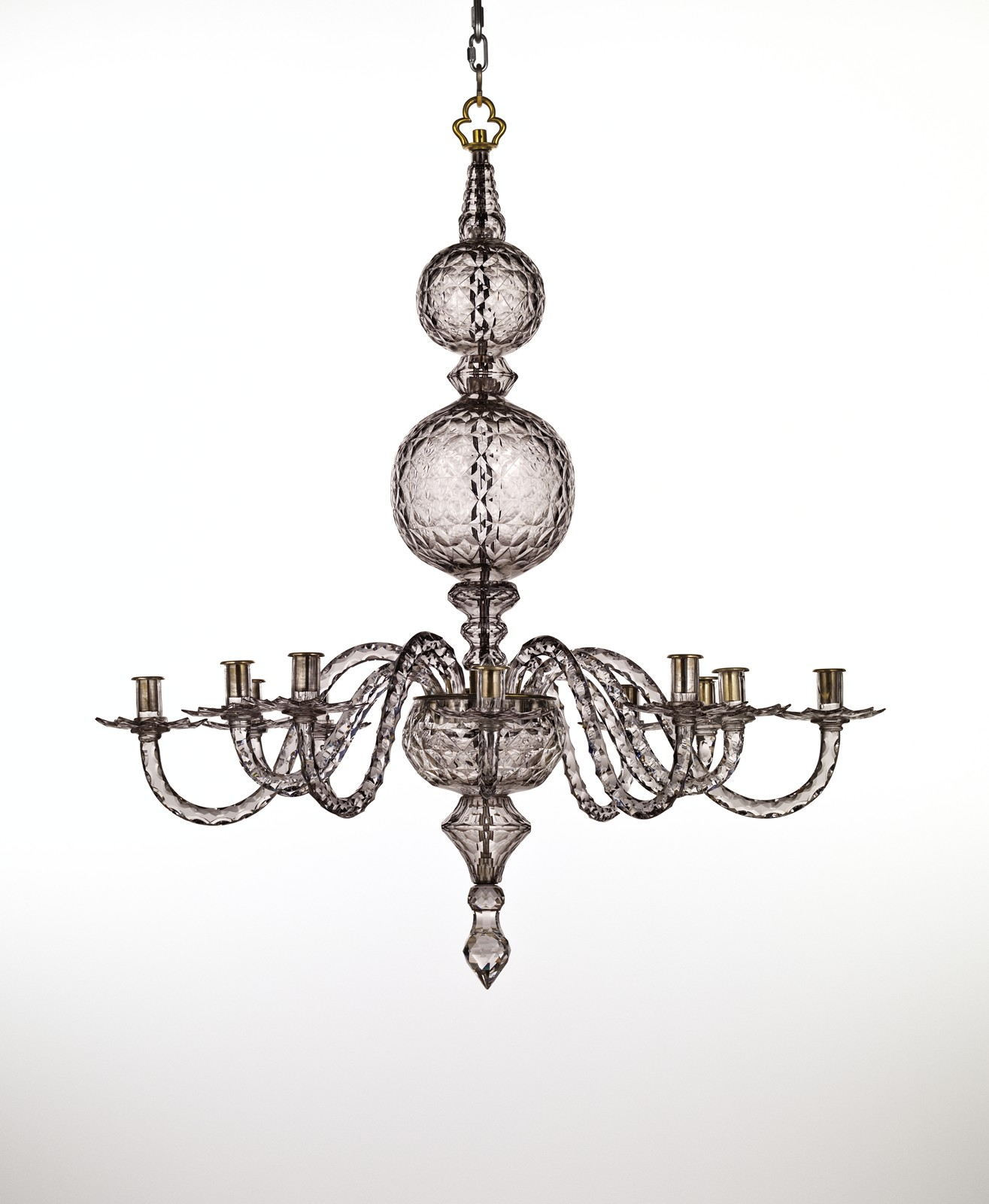 Chandelier with Twelve Arms