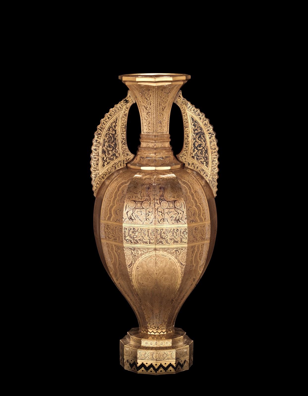 """""""Alhambra"""" Vase"""