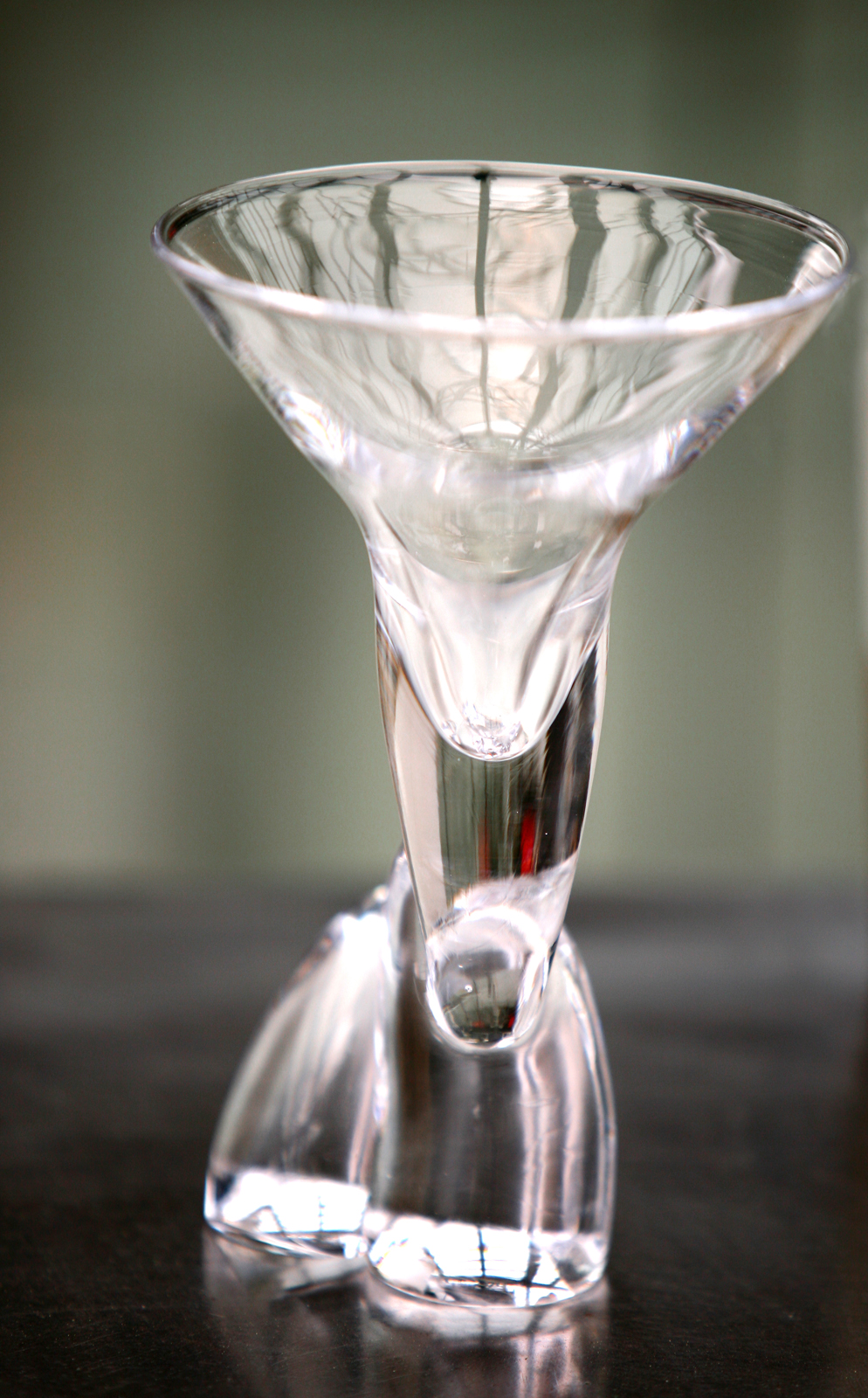 Design prototype by Wendell Castle for GlassLab, 2013