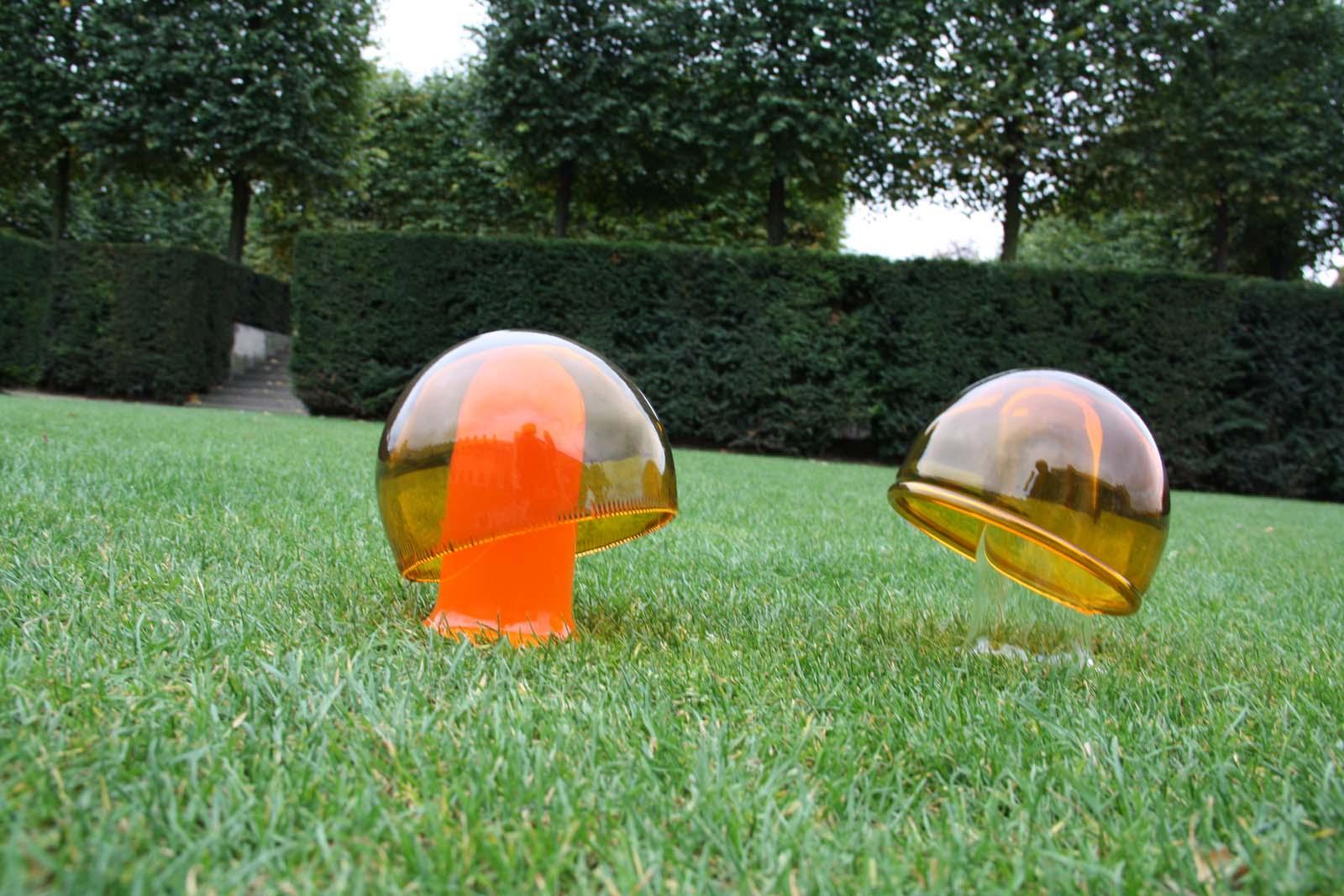 Design Protoype by Matali Crasset for GlassLab Paris, 2013.