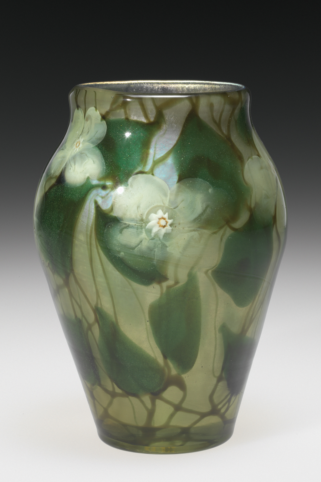 29f2684a692 Paperweight Vase. Louis Comfort Tiffany (American
