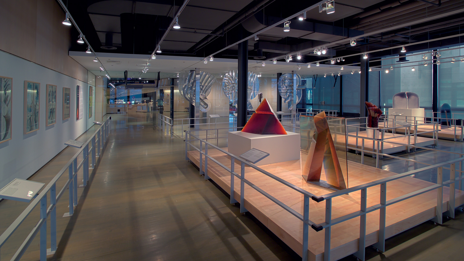 Czech Glass Now: Contemporary Glass Sculpture 1970-2004