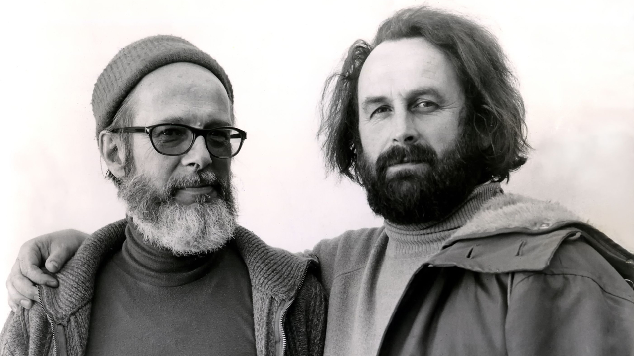 Harvey Littleton and Erwin Eisch