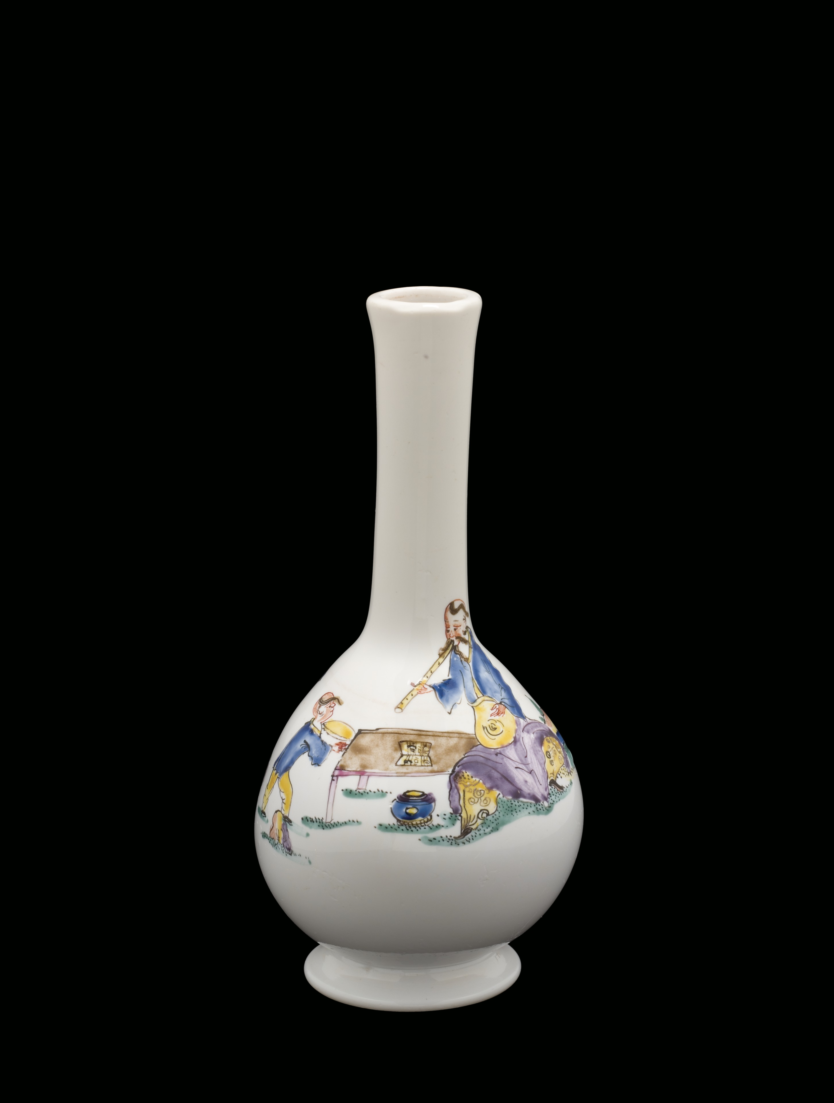 All about glass corning museum of glass 16 vase blown enameled england probably south staffordshire about 1755 1760 h 102 cm 86212 gift of helen mayer in memory of her husband john reviewsmspy