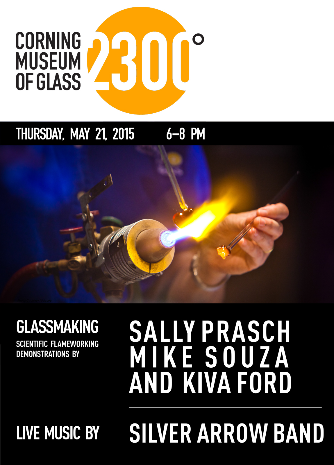 2300° | Corning Museum of Glass
