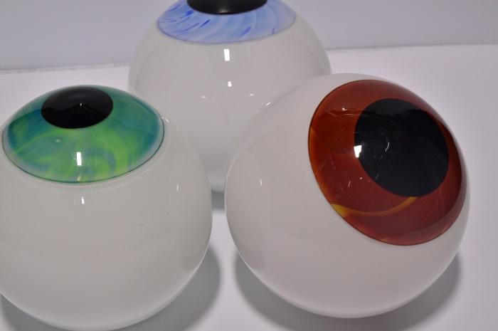 Designs by Sigga Heimis, GlassLab 2010