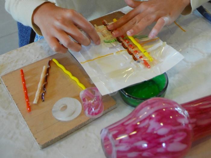 Liquid Fusion Workshop at Boisbuchet 2011
