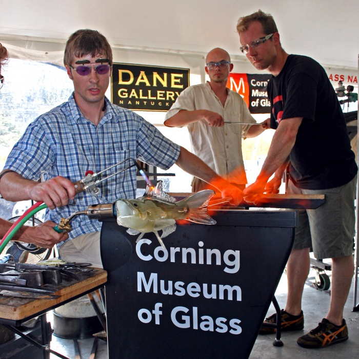 Hot Glass Roadshow at Hot Glass on Nantucket