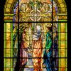 The Righteous Shall Receive a Crown of Glory - Frederick Wilson for Louis Comfort Tiffany