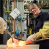 Toots Zynsky begins her Specialty Glass Residency.