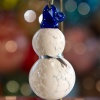 Make Your Own Glass Snowman