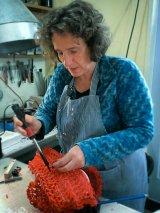 Carol Milne (Photo by Jasmine Isaacson)