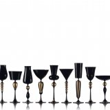 Black Goblets by Michael Schunke