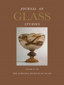 Journal of Glass Studies, Vol. 23
