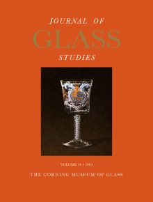 Journal of Glass Studies, Vol. 26
