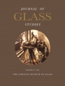 Journal of Glass Studies, Vol. 27