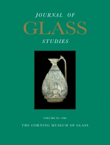 Journal of Glass Studies, Vol. 28