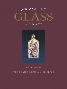 Journal of Glass Studies, Vol. 29