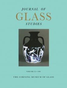 Journal of Glass Studies, Vol. 32