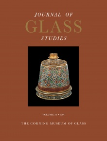 Journal of Glass Studies, Vol. 33
