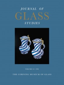 Journal of Glass Studies, Vol. 34