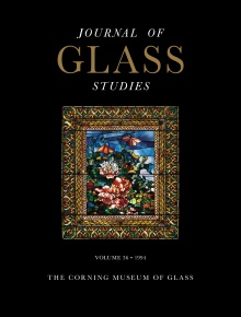 Journal of Glass Studies, Vol. 36