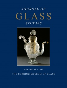 Journal of Glass Studies, Vol. 38
