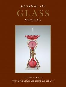 Journal of Glass Studies, Vol. 43