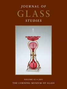 Journal of Glass Studies, Vol. 43