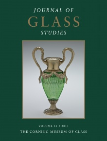 Journal of Glass Studies, Vol. 53