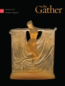 The Gather (Members' Magazine): Summer 2014
