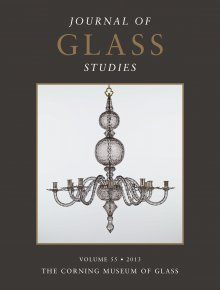 Journal of Glass Studies, v. 55 (2013)