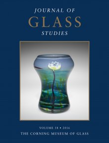 Journal of Glass Studies, Vol. 58