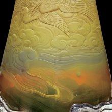 Agate glass