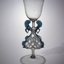Winged goblet