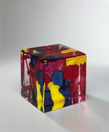 Builders Cube V by Robert Willson