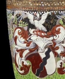 Detail of Behaim Beaker