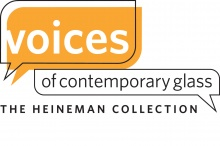 Voices of Contemporary Glass logo