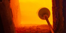 Hot Glass Melting Furnace