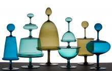 Table Topiaries by Katherine Gray
