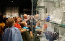 Docent Tour in 35 Centuries of Glass