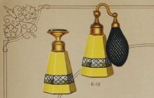 Perfume Bottles: From Design Table to Dressing Table