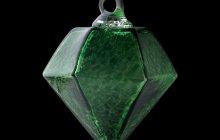 green gem Ornament